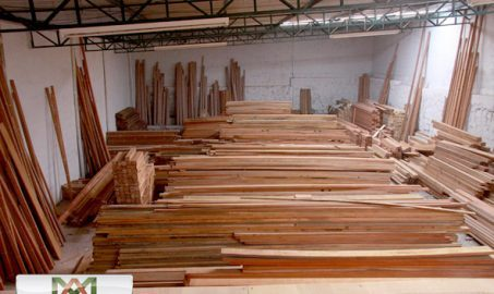 Quais os tipos de peças de madeira?
